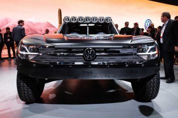 Volkswagen Yoldan Çıkıyor: Off-Road Canavarı Atlas Cross Sport R ile Tanışın